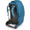 Osprey Farpoint 70 Backpack Caribbean Blue